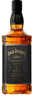 Jack Daniel's Tennessee Whiskey 150Th Anniversary 750ml